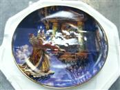 ROYAL DOULTON Glass/Pottery REAL OLD WILLOW PLATES